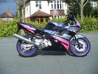 Honda CBR600 F-N nice bike with full MOT
