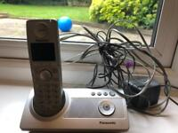 Panasonic Digital cordless phone and answering system.