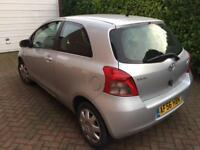 Toyota Yaris 3 door petrol low mileage car for sale