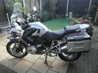 BMW R1200GS 2008 With Lots Of Extras