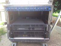 Samson scom4 Quad compressor
