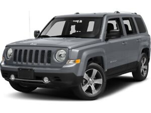 2014 Jeep Patriot Limited Limited; 4WD