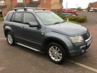 Suzuki Grand Vitara 1.9 DDIS X-EC 5 Door 2007 Full MOR Immaculate Xtrail Freelander Showgun Rav4