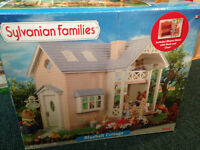 Sylvanian Families Bluebell cottage with character