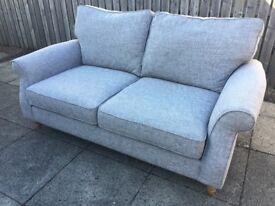 Next 3 seater Fabric Sofa