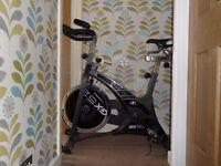 Nordic Track 5.2 exercise bike.