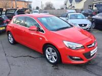 Nov 2012 VAUXHALL ASTRA SRI CDTI S/S *Drive this away from £37 a week