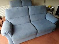 Livingroom Suite (3,2, and 1 seater) all reclining