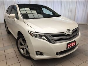 2013 Toyota Venza Touring Package *One Owner*