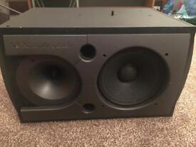 Wharfedale 3190 installation speakers (black&grey)