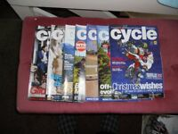 Cycle magazines