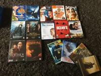 Huge selection of DVDs and Blu-ray inc films series and box sets