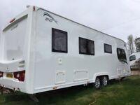 Lunar Lexon 640 2014 4 berth caravan