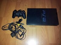 SONY PLAYSTATION 2 (PS2) + 1 CONTROLLER