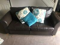Free sofa 3 year old sofa need it gone ASAP!