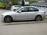BMW 330D M-Sport X-Drive with full BMW service history and lots of extras