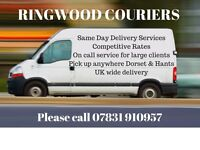 Same Day Courier Service in Bournemouth