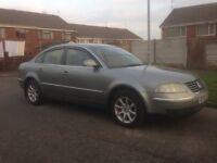 2005 Passat 1.9TDI highline ( semi auto gearbox) + rare car + may PX or £995 ono
