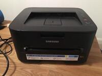 Wireless black and white Samsung laser printer