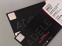 2x ADELE STANDING tickets Wednesday 28 June - Wembley Stadium - can meet in Central London