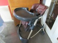 Cossatto Highchair
