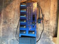 BOSS GT5 multi-effects processor for guitar, perfect working condition, built like a tank.