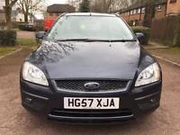 FORD FOCUS 1.6 AUTOMATIC ** LOW MILEAGE ** FULL SERVICE HISTORY ** 6 MONTHS WARRANTY **