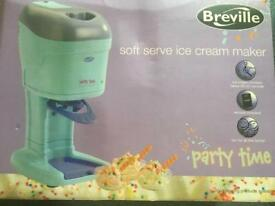 Breville ice cream maker