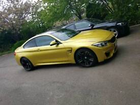 BMW M4 Superb Condition Inside and Out