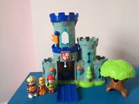 Happyland toy castle -£20