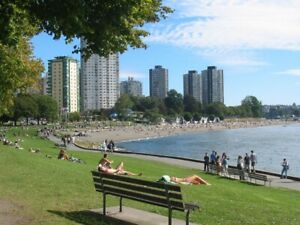 3 Month Sublet: English Bay