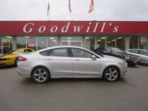 2016 Ford Fusion SE! PREVIOUS DAILY RENTAL! CLEAN CARPROOF!