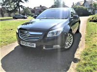 2009 Vauxhall Insignia 2.0 i Turbo 16v Elite 5dr -- Automatic -- Part Exchange Welcome - Drives Good