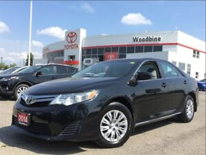 2014 Toyota Camry LE w/ Backup Camera, Heated Seats