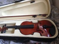 New Acoustic 4/4 Violin