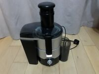 Cookworks Juicer. Used once!