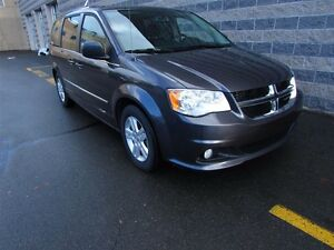 2015 Dodge Grand Caravan CREW/DVD/LOADED