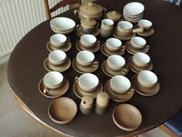 Selection of Denby Cotswold Tableware