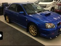 SUBARU 2004 STI PRODRIVE PERFORMANCE PAC 375BHP ANDY CARR REMAP HIGH LOW 3 PORT BOOST CONTROL FSH