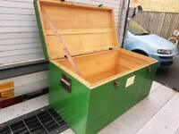 Vintage large chest
