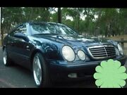 NOW $*****1999 Mercedes-Benz CLK320 Coupe 6cyl 3.2L Auto LOW KM Terrigal Gosford Area Preview