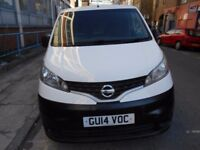 2014 NISSAN NV200 ACENTA 15DCI EURO 5 LOW MILES HISTORY ELECTRIC PACK BLUETOOTH REAR CAMERA