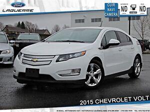 2015 Chevrolet Volt Electric **CUIR*NAVI*CAMERA*A/C*SIÈGES CHAUF
