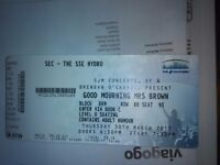 Mrs browns boys tickets