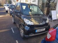 Smart Fortwo 2009 with long mot and full history