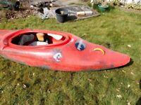 Pyranha 240 Kayak
