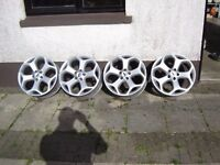 """18"""" Alloy wheels for sale"""