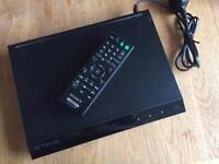 Sony DVD player & remote