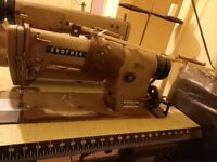 Brother DB2 Sewing Machine - Heavy Duty/Industrial
