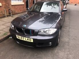 Bmw 1 series 118d Msport ONLY 67600! Mileage reduced £3600